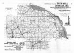 Index Map, Wabasha County 1979 Published by Directory Service Company